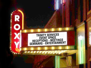 Events at The ROXY